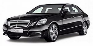 Mercedes-Benz E-black